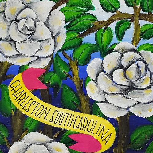 Charleston White Camellia's