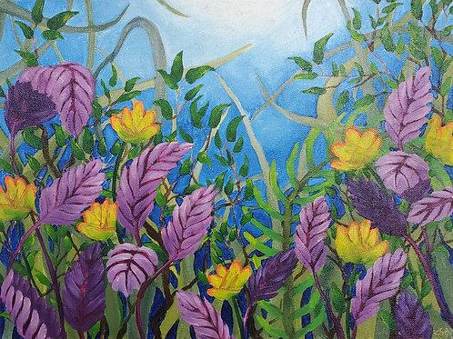 Tropical Plant Life VII