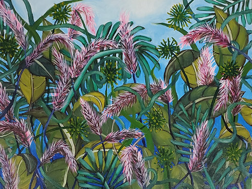 Tropical Plant Life IV