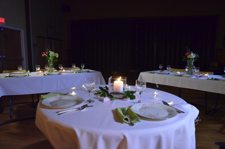 evening banquet small