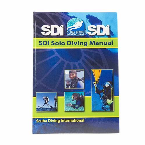 SDI Solo Diver Manual