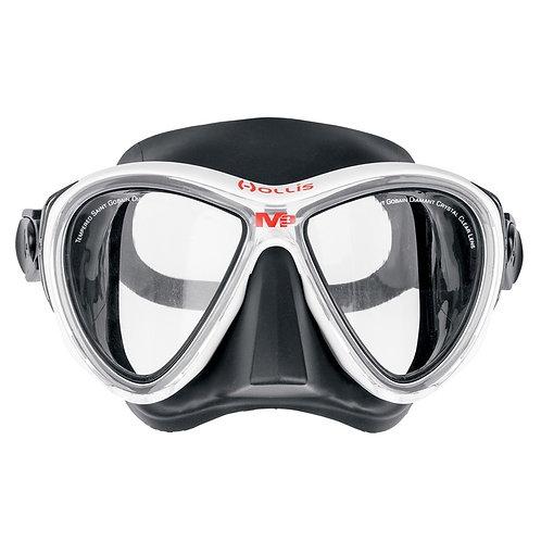 Hollis M3 Mask - Black/White
