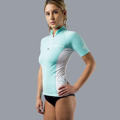 Lavacore Lavaskin Women's S/S Shirt - Grey
