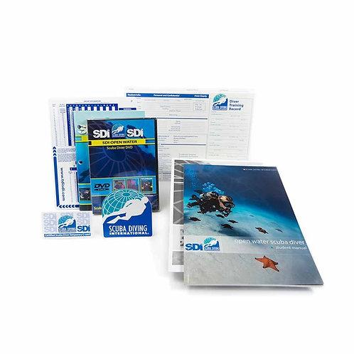 SDI Deluxe Open Water Diver Kit - DVD
