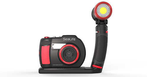Sealife DC2000 Pro 2500 Light Set