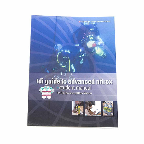 TDI Advanced Nitrox Manual