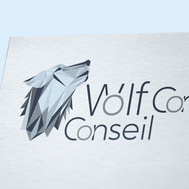 Logo de notre agence Wolf Com Conseil