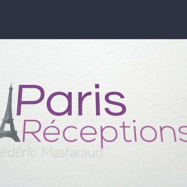 Logo Paris Reception