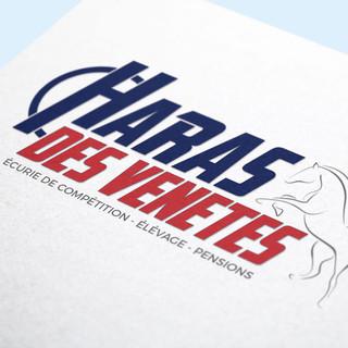 Logo Haras des Vénètes