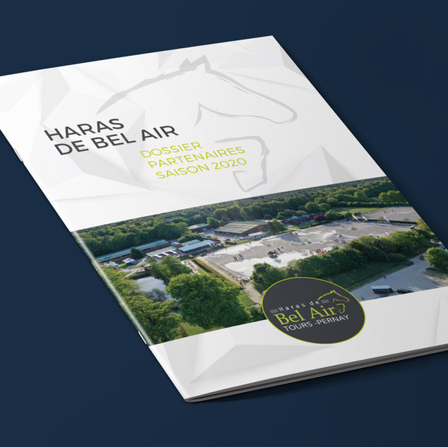 Brochure Haras De Bel Air