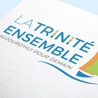 Logo  Campagne la Trinité Ensemble