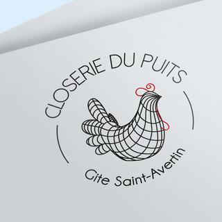 Logo Closerie Dupuis