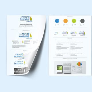 Charte Graphique La Trinité Ensemble
