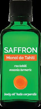Saru-Organik-Monoi-de-Tahiti-Body-Oil-Vucut-Yagi-Saffron