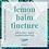 Thumbnail: LEMON BALM TINCTURE 50ml