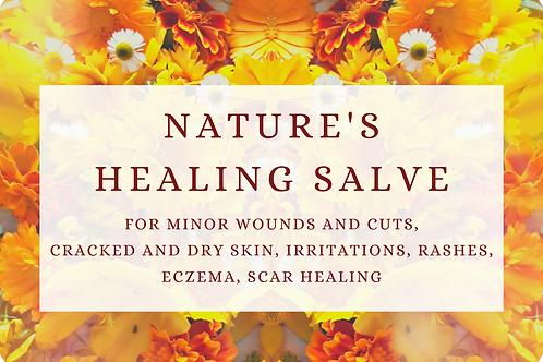 Nature's Healing Salve
