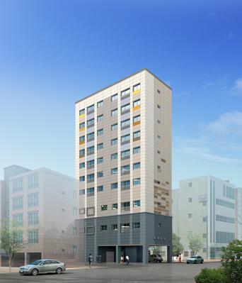대명동 오피스텔(16가구/28평) 신축 프로젝트
