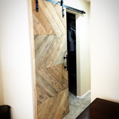Lowers design reclaimed wood