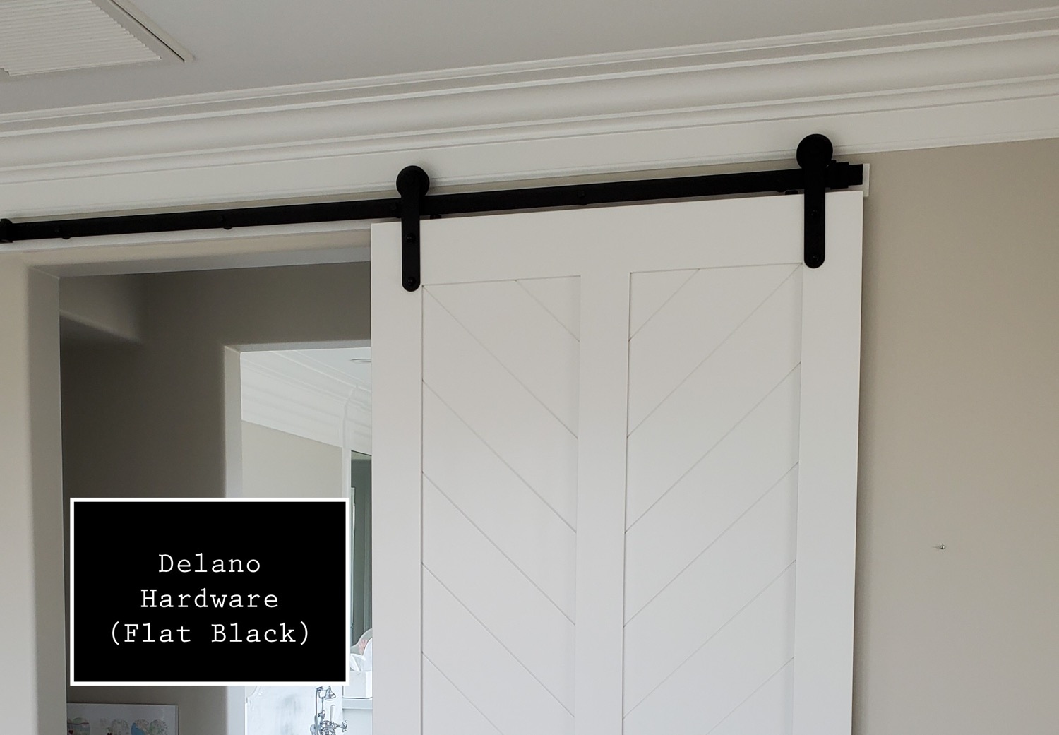 Delano Barn Door Hardware