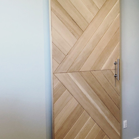 Ponto design white oak