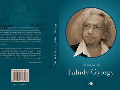 Új Faludy György monográfia jelent meg