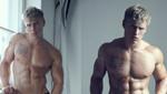 Az orosz fitnesz modell Serge Henir