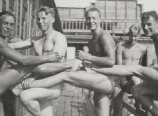 A 2. világháború meztelen hősei