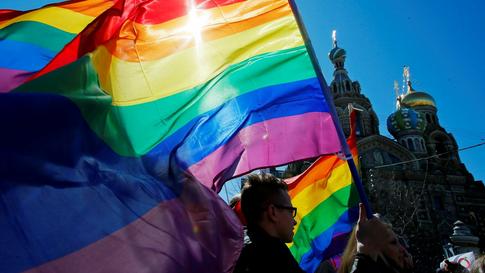 Orosz belügy az állami homofóbia