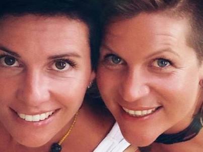Az első leszbikus esküvő Ausztriában