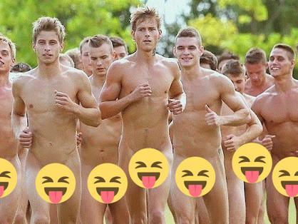 Ezek a srácok valóban szeretnek futni! 😈