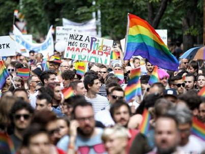 Budapest az LMBT barát város?