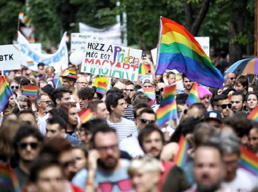 Budapest Pride 2018.11