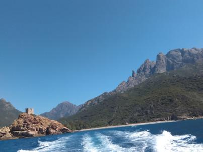 Korzika a szépségek szigete