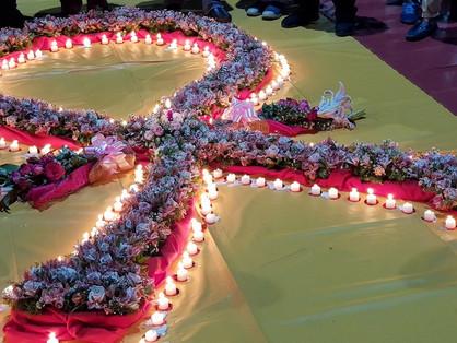 Vasárnap az AIDS áldozataira emlékezünk