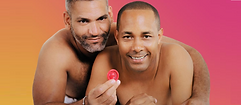 Happy Gays with Condom.png