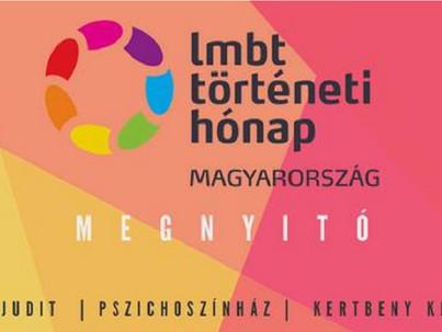 Pénteken nyit az LMBT Történeti Hónap
