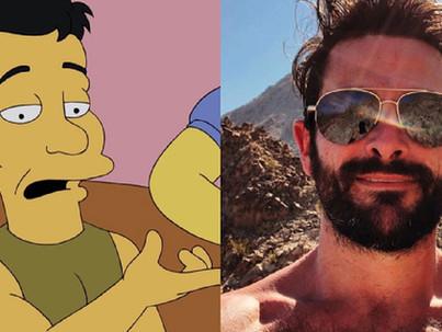 Szexi kubai meleg színész került A Simpson család csapatába