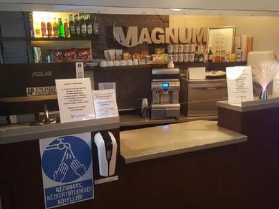 Teljes gőzzel működik a Magnum és a Szauna 69