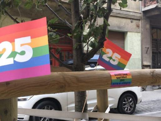 Gyűlölködni jöttek össze, de Pride hangulat várta őket!