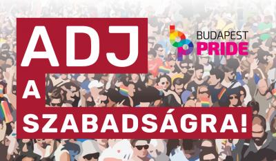 Vidéki rendezvényeket támogat a Budapest Pride