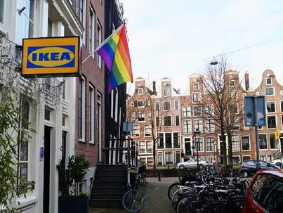 Miért lett IKEA Amszterdam legrégebbi melegbárja?