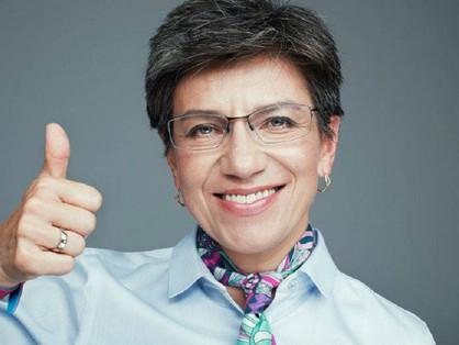 Leszbikus polgármester Bogotá élén
