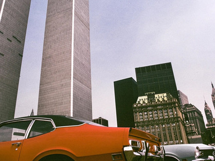A World Trade Center titkos meleg története