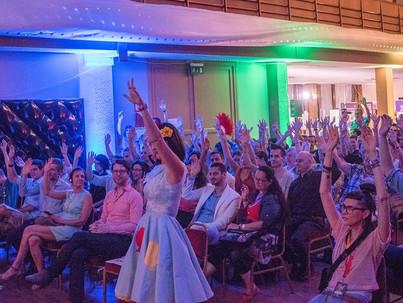 Budapest Pride megnyitó képekben