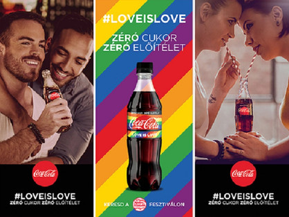 Coca-Cola: Love is love