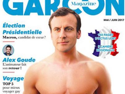 Hogy lett meleg Macron?