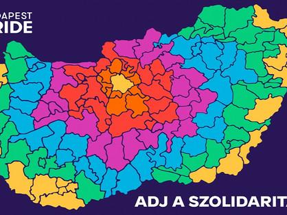 700 000 forintot szeretne összegyűjteni a Budapest Pride