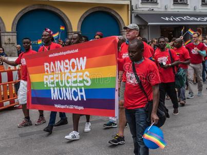 Szivárványmenekültek is felvonultak Münchenben