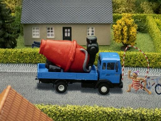 Akkora a farka, hogy képes vele megállítani egy teherautót