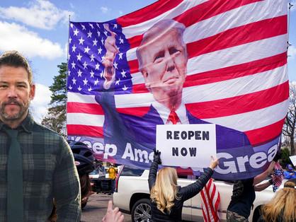 Trump-ellenes posztja miatt rúgtak ki egy meleg időjóst
